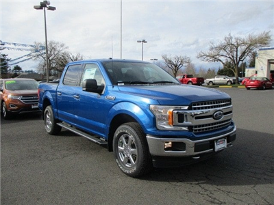 2018 F-150 SuperCrew Cab 4x4,  Pickup #289559 - photo 2
