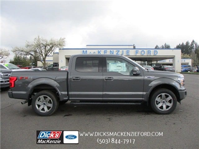 2018 F-150 SuperCrew Cab 4x4,  Pickup #289614 - photo 1