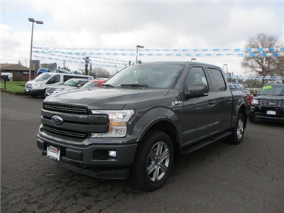 2018 F-150 SuperCrew Cab 4x4,  Pickup #289614 - photo 4