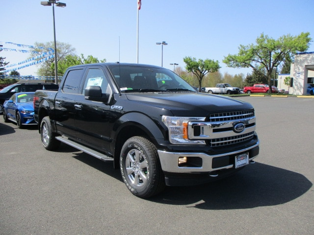 2018 F-150 SuperCrew Cab 4x4,  Pickup #289626 - photo 3