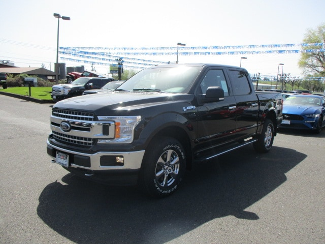 2018 F-150 SuperCrew Cab 4x4,  Pickup #289626 - photo 5