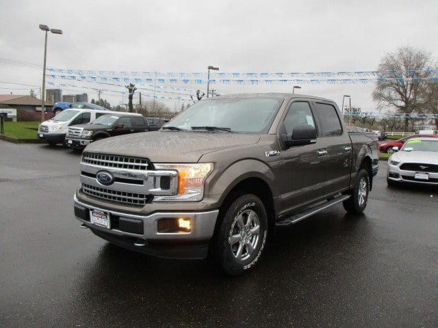 2018 F-150 SuperCrew Cab 4x4,  Pickup #289628 - photo 4