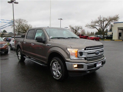 2018 F-150 SuperCrew Cab 4x4,  Pickup #289628 - photo 2