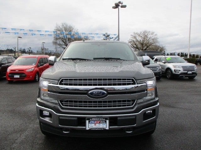 2018 F-150 SuperCrew Cab 4x4,  Pickup #289637 - photo 3