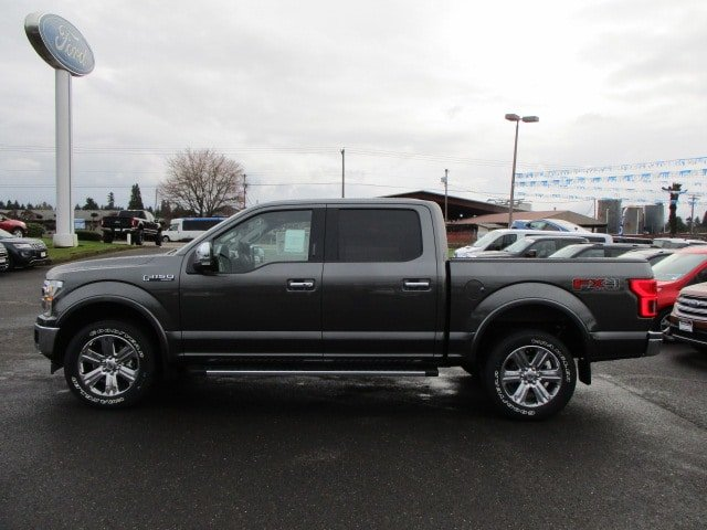 2018 F-150 SuperCrew Cab 4x4,  Pickup #289637 - photo 5