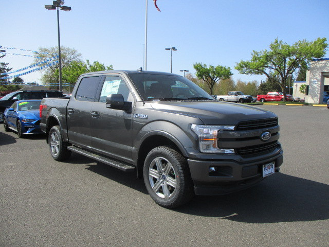 2018 F-150 SuperCrew Cab 4x4,  Pickup #289671 - photo 3