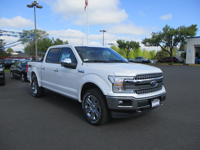2018 F-150 SuperCrew Cab 4x4,  Pickup #289686 - photo 3