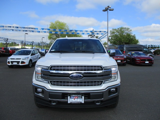 2018 F-150 SuperCrew Cab 4x4,  Pickup #289686 - photo 4