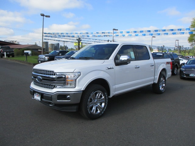 2018 F-150 SuperCrew Cab 4x4,  Pickup #289686 - photo 6