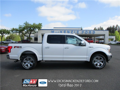 2018 F-150 SuperCrew Cab 4x4,  Pickup #289686 - photo 1