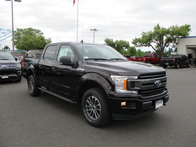 2018 F-150 SuperCrew Cab 4x4,  Pickup #289693 - photo 2
