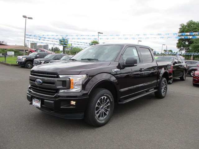 2018 F-150 SuperCrew Cab 4x4,  Pickup #289693 - photo 4