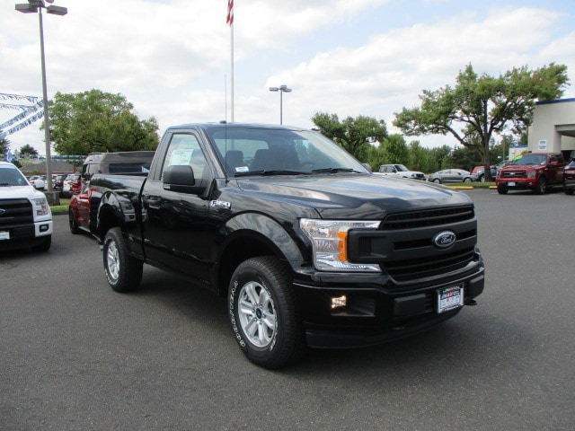 2018 F-150 Regular Cab 4x4,  Pickup #289699 - photo 2