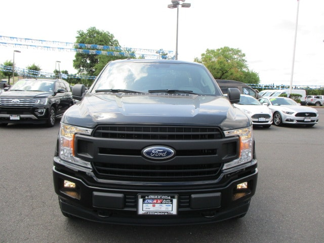 2018 F-150 Regular Cab 4x4,  Pickup #289699 - photo 3