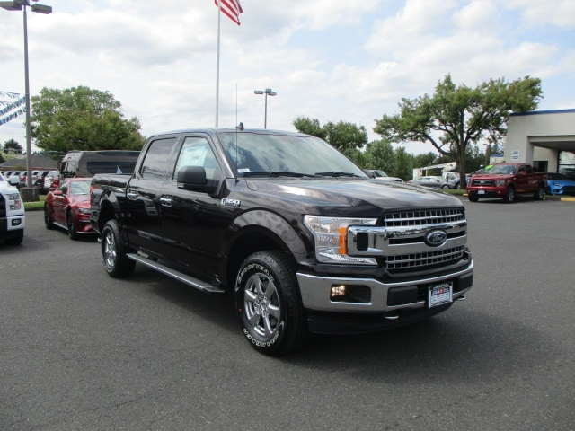 2018 F-150 SuperCrew Cab 4x4,  Pickup #289718 - photo 2