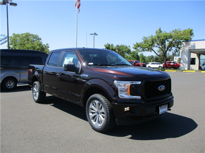 2018 F-150 SuperCrew Cab 4x4,  Pickup #289749 - photo 2