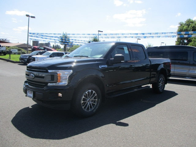 2018 F-150 SuperCrew Cab 4x4,  Pickup #289752 - photo 4
