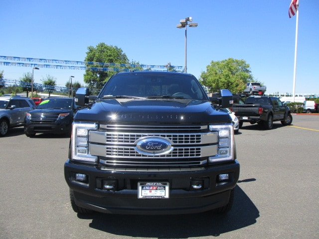 2018 F-350 Crew Cab 4x4,  Pickup #289790T - photo 4