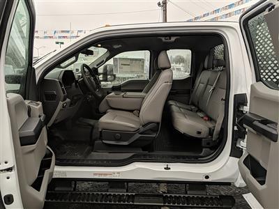 2019 Ford F-450 Super Cab DRW 4x4, Scelzi WFB Platform Body #299952 - photo 7
