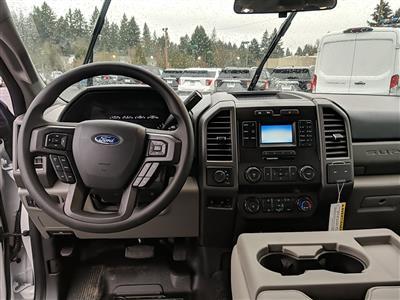 2019 Ford F-450 Super Cab DRW 4x4, Scelzi WFB Platform Body #299952 - photo 8