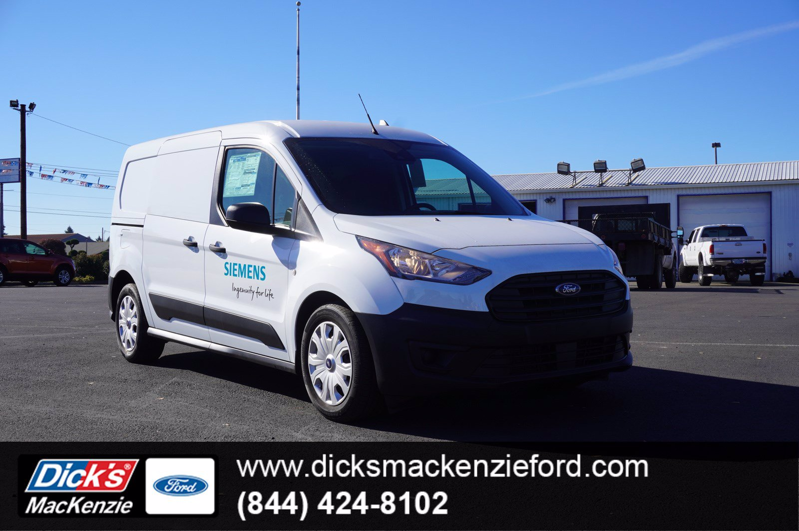 2020 Ford Transit Connect, Empty Cargo Van #CD180 - photo 1