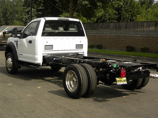 2017 F-550 Regular Cab DRW, Cab Chassis #17F1195 - photo 2