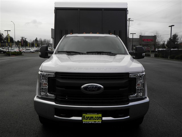 2017 F-350 Regular Cab DRW, The Fab Shop Landscape Dump #17F1236 - photo 10