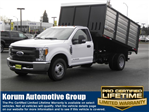 2017 F-350 Regular Cab DRW 4x2,  The Fab Shop Landscape Dump #17F1236 - photo 1