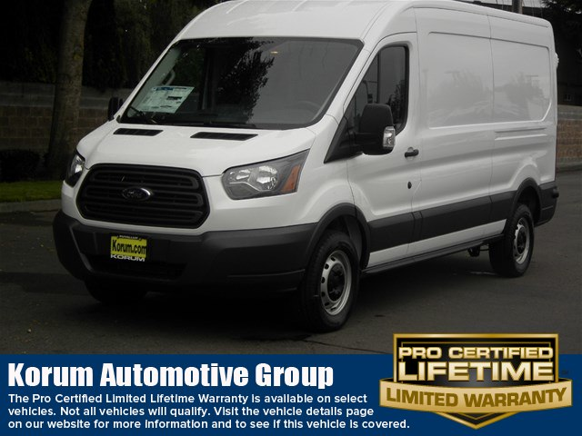 2018 Transit 250 Med Roof 4x2,  Empty Cargo Van #18F1050 - photo 1