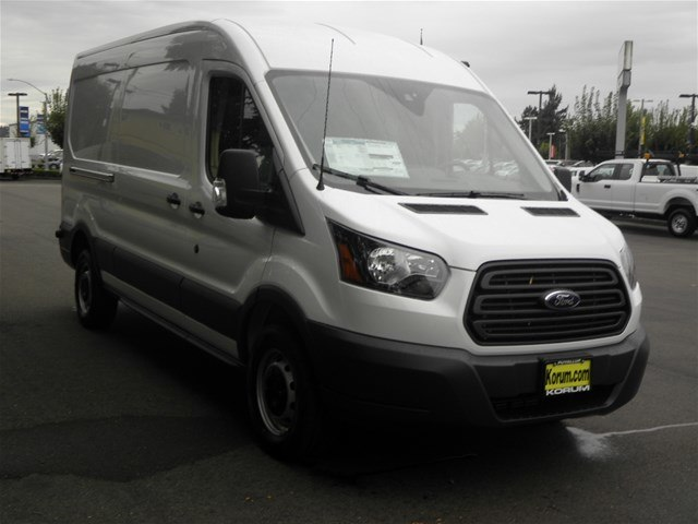 2018 Transit 250 Med Roof 4x2,  Empty Cargo Van #18F1050 - photo 8
