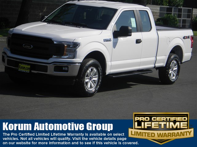 2018 F-150 Super Cab 4x4,  Pickup #18F1085 - photo 1