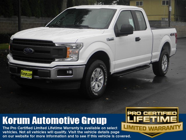 2018 F-150 Super Cab 4x4,  Pickup #18F1120 - photo 1