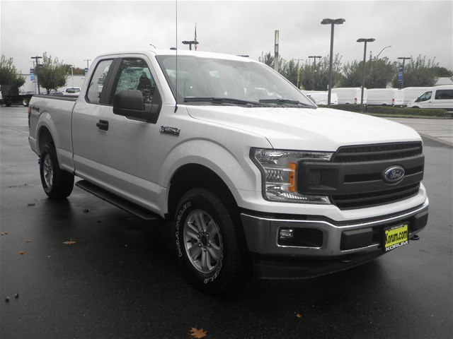 2018 F-150 Super Cab 4x4,  Pickup #18F1120 - photo 7