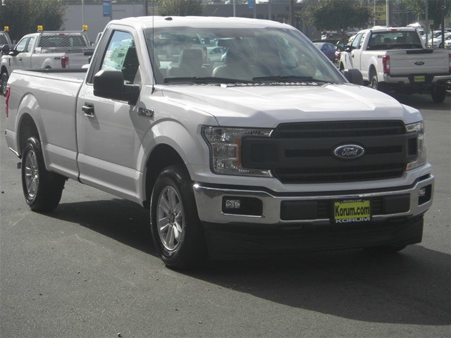 2018 F-150 Regular Cab 4x2,  Pickup #18F1133 - photo 8
