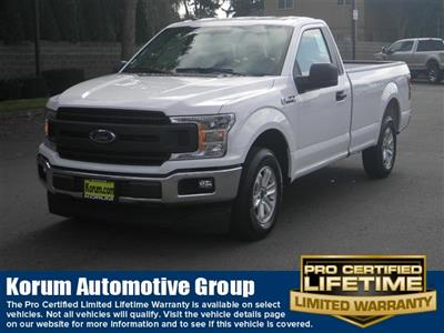 2018 F-150 Regular Cab 4x2,  Pickup #18F1133 - photo 1