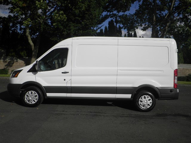 2018 Transit 250 Med Roof 4x2,  Empty Cargo Van #18F1153 - photo 3