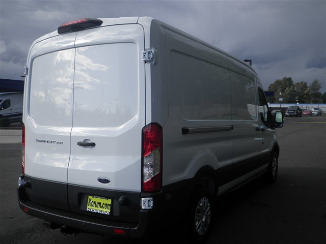 2018 Transit 250 Med Roof 4x2,  Empty Cargo Van #18F1153 - photo 6