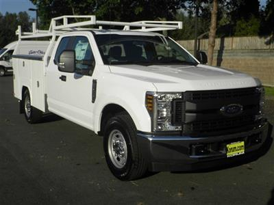 2018 F-250 Super Cab 4x2,  Harbor TradeMaster Service Body #18F1172 - photo 7