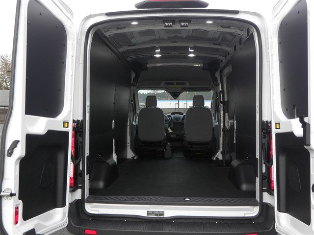 2018 Transit 250 Medium Roof, Cargo Van #18F368 - photo 2