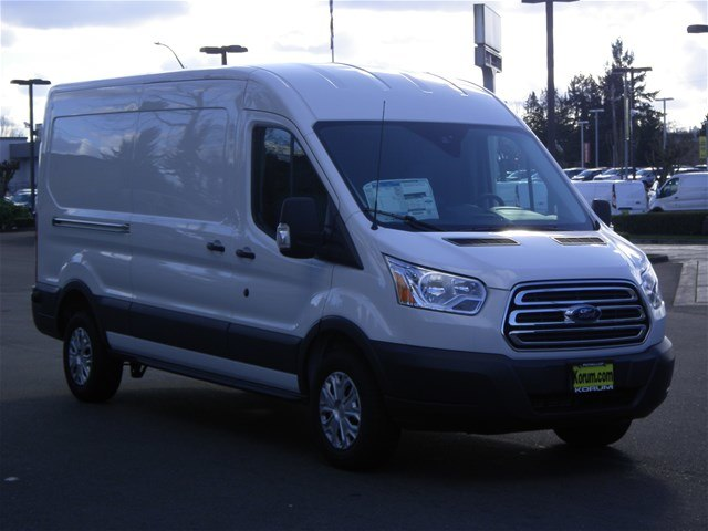 2018 Transit 250 Medium Roof, Cargo Van #18F528 - photo 10