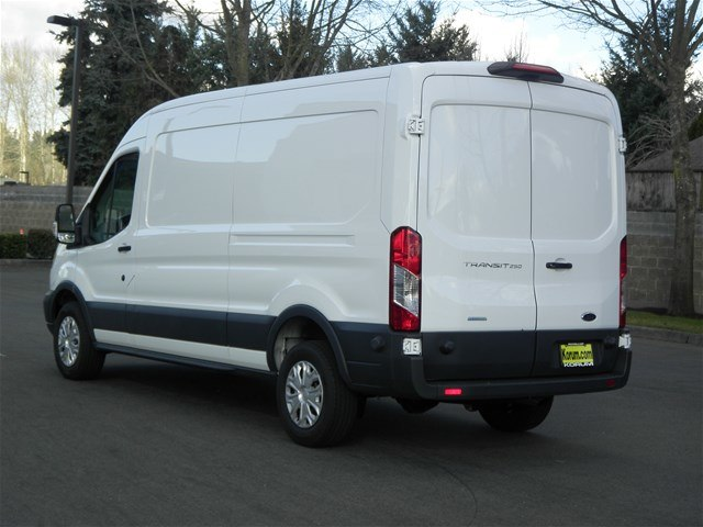 2018 Transit 250 Medium Roof, Cargo Van #18F528 - photo 4