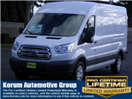 2018 Transit 250 Med Roof, Cargo Van #18F528 - photo 1