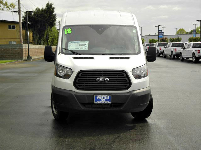 2018 Transit 250 Med Roof, Cargo Van #18F703 - photo 11