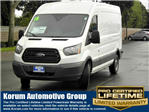 2018 Transit 250 Med Roof, Cargo Van #18F703 - photo 1