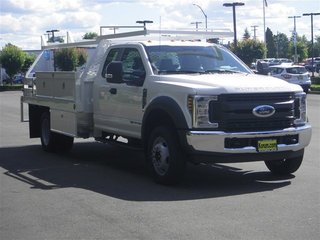 2018 F-450 Super Cab DRW 4x2,  Scelzi CTFB Contractor Body #18F742 - photo 10