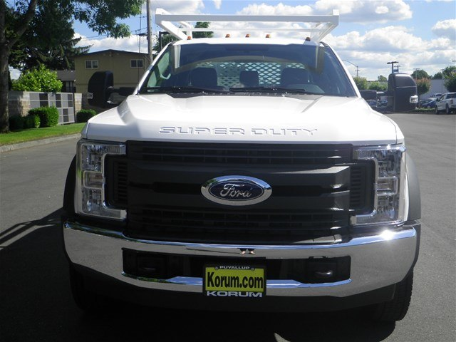 2018 F-450 Super Cab DRW 4x2,  Scelzi CTFB Contractor Body #18F742 - photo 11