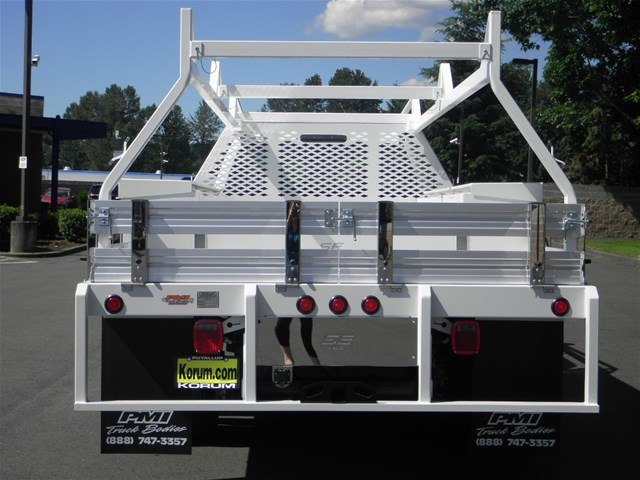 2018 F-450 Super Cab DRW 4x2,  Scelzi CTFB Contractor Body #18F742 - photo 6