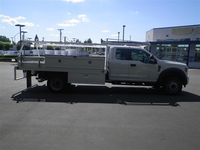 2018 F-450 Super Cab DRW 4x2,  Scelzi CTFB Contractor Body #18F742 - photo 8