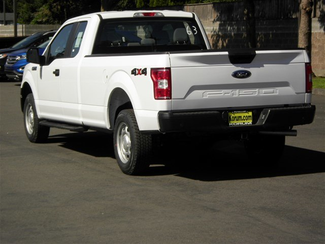 2018 F-150 Super Cab 4x4,  Pickup #18F750 - photo 2
