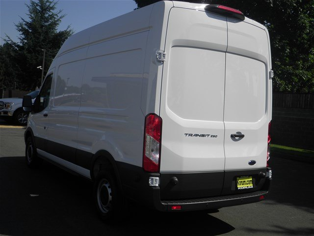2018 Transit 250 High Roof 4x2,  Empty Cargo Van #18F821 - photo 4